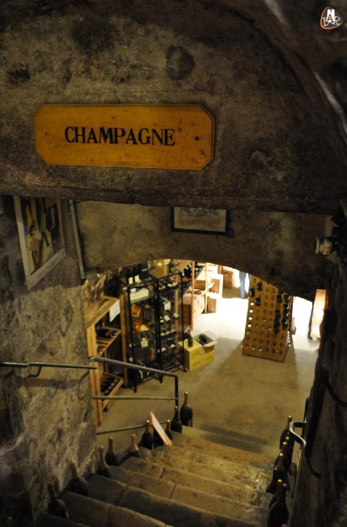 L'accès aux champagnes