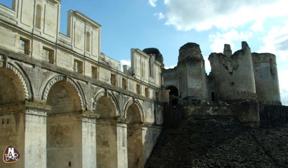 Les Ruines Du Ch U00e2teau De F U00e8re