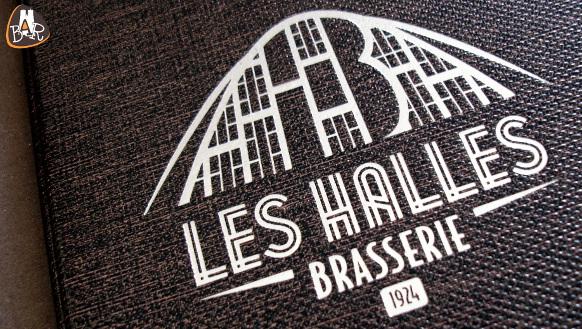 Brasserie des Halles 1924