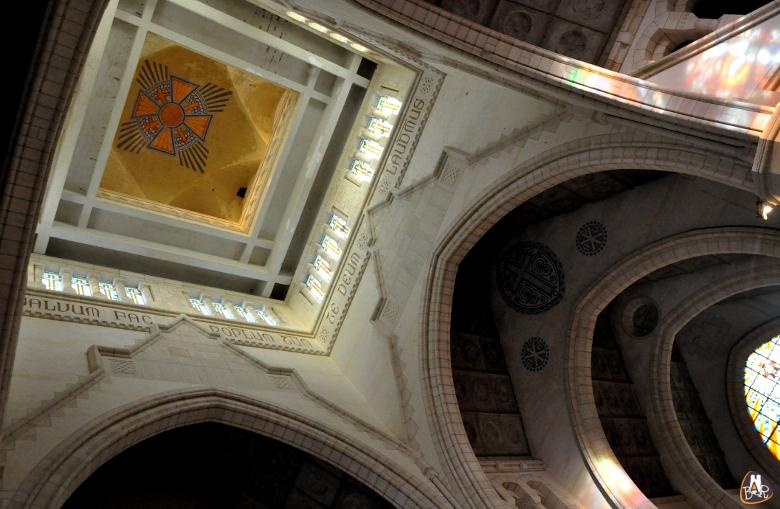 La chapelle supérieure