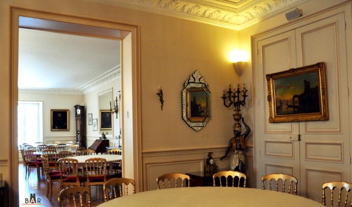 Salons du Château de Pierry