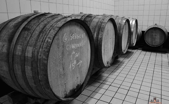 Futs Champagne Guillaume Sergent
