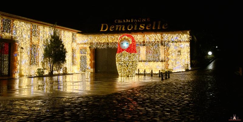 Habits de Lumière - Epernay - Avenue de Champagne