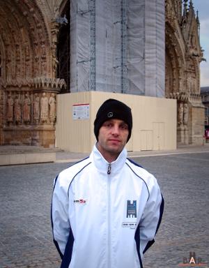 Grégory - Reims Running Tours