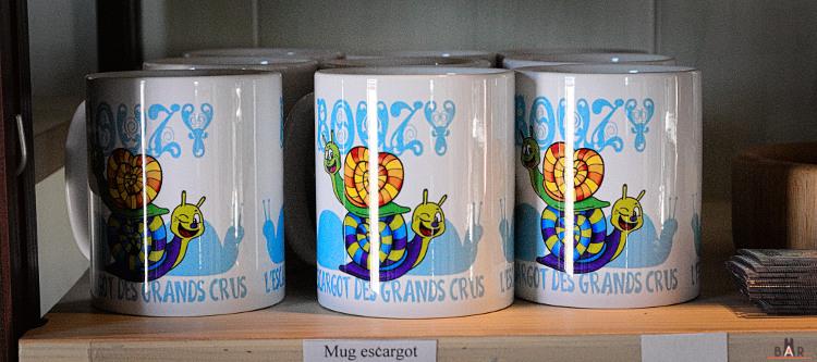 Mug Escargots de Bouzy