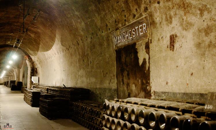 Manchester - Galerie des Caves Pommery