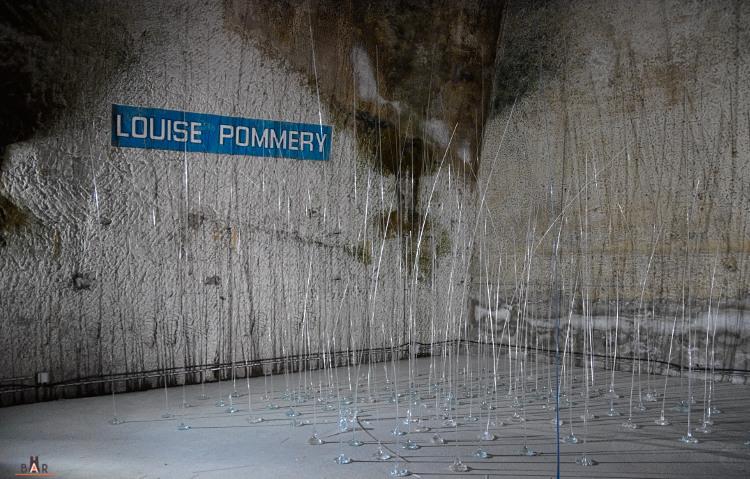 Galerie Louise Pommery - Expérience#12