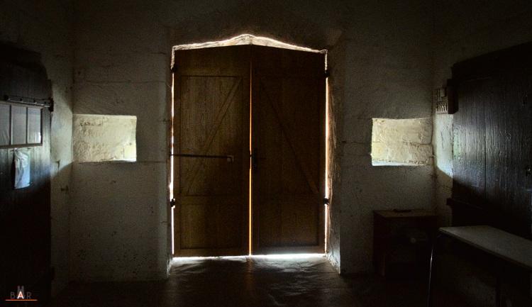 Intérieur de l'église de Liart
