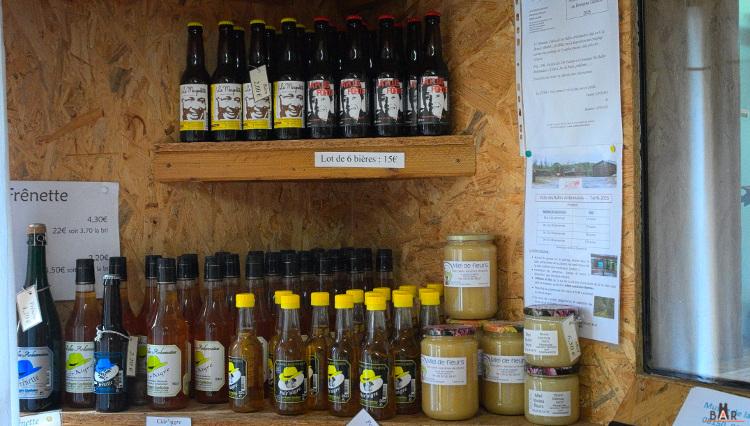 Autres produits locaux