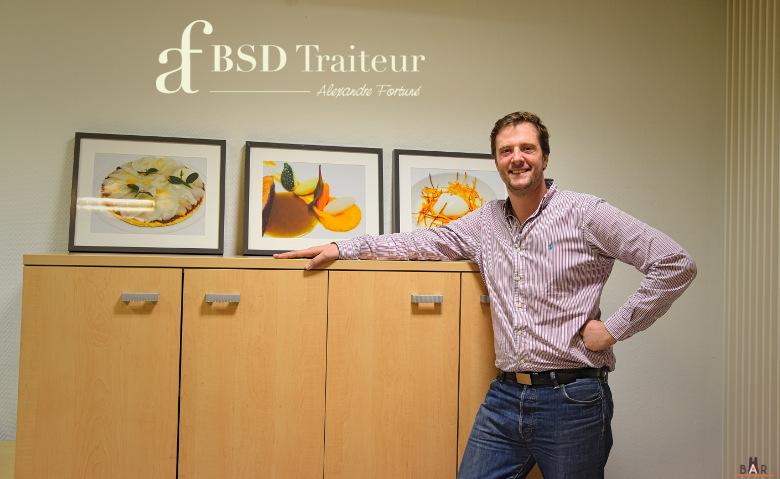 Alexandre Fortuné - BSD traiteur