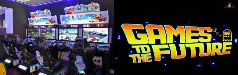 Games To The Future - Reims