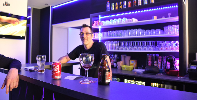 Bar du Games To The Future