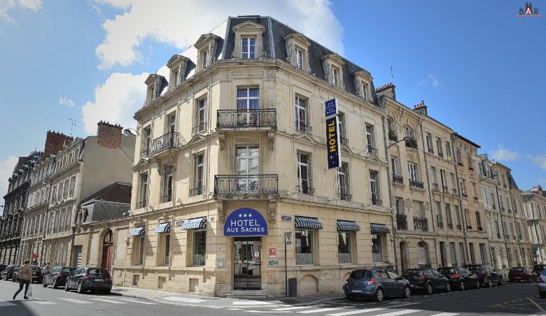 Hotel Aux Sacres - Reims