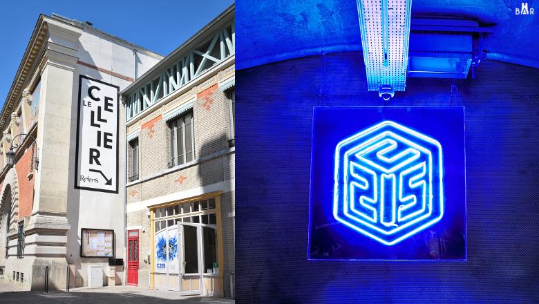 C215 au Cellier - 4 bis rue de Mars à Reims
