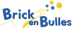 Logo de l'association Brick en Bulles