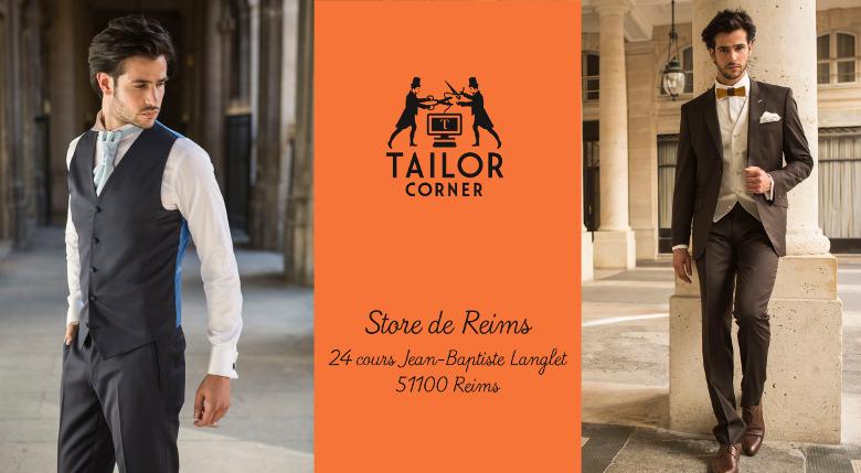 Tailor Corner - Store de Reims