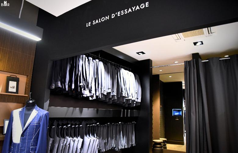 Salon d'essayage - Store Tailor Corner de Reims