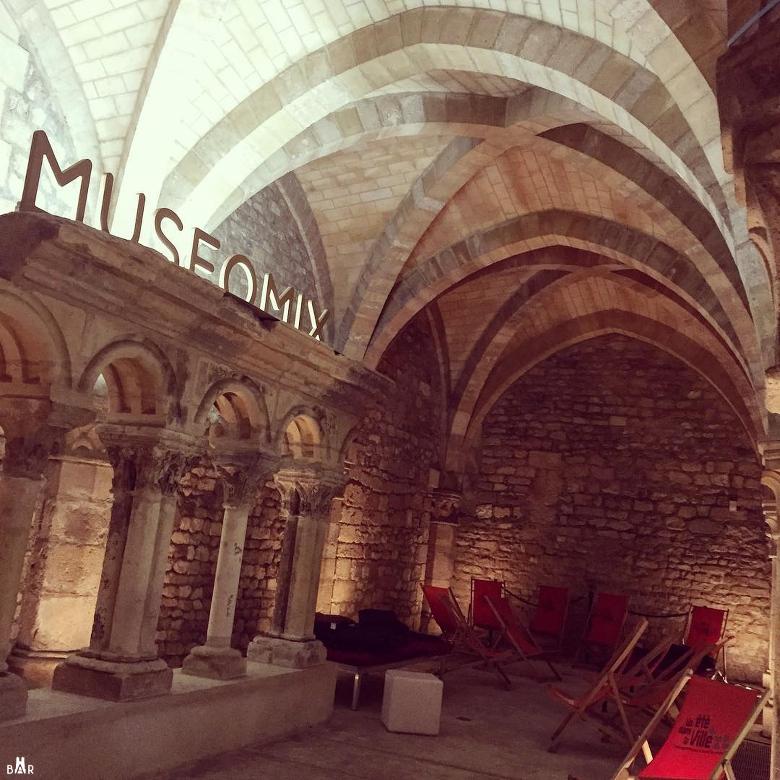 Museomix 2016 au Palais du Tau