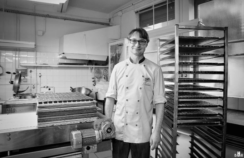 Vincent Frodefond - Maître Artisan Chocolatier de Deleans